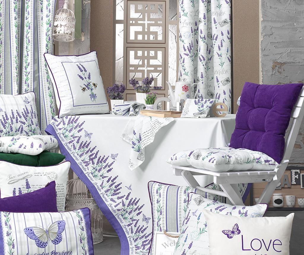 Julia Purple Ülőpárna 37x37 cm