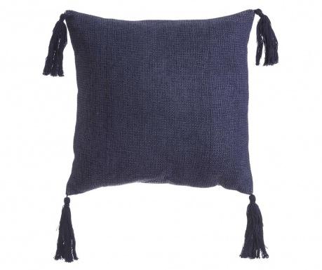 Dekorační polštář Borlas Dark Blue
