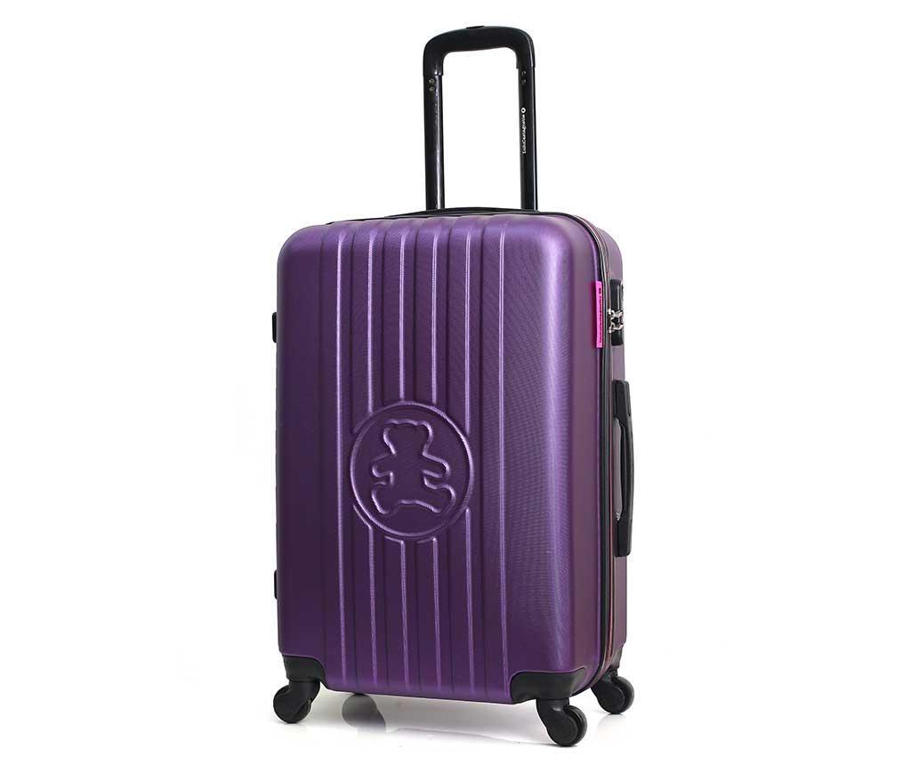 Set 3 trolere Lulu Bear Purple