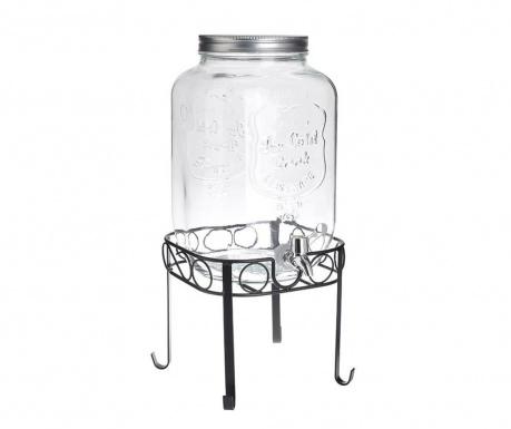 Dozirnik za pijače s stojalom Florence 8 L