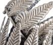 Set 2 suporturi pentru lumanari Deira