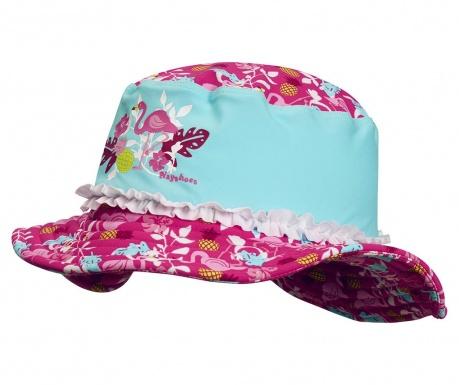 b6a714e78 Detský klobúk Flamingo Blue 51 cm