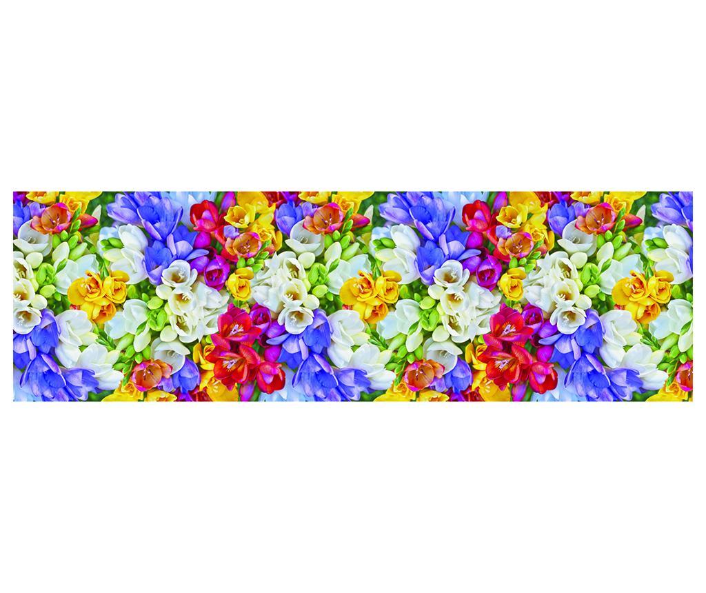 Covor Crocus 58x115 cm - Webtappeti, Multicolor