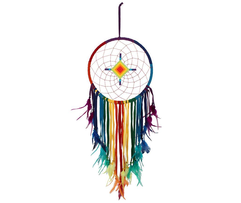 Decoratiune suspendabila Chakra Diamond - Something Different, Multicolor