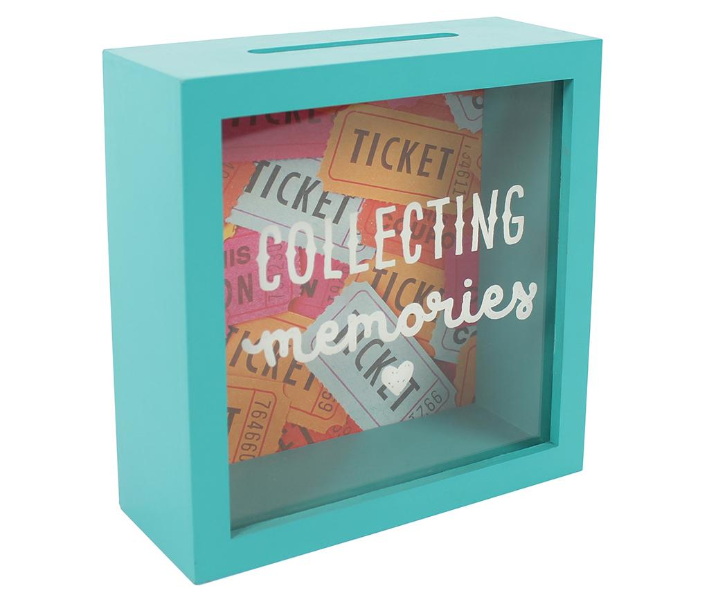 Pusculita Collecting Memories - Something Different, Albastru