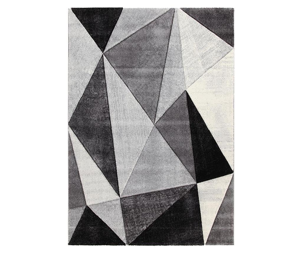 Covor Ray Dark Grey - 9234