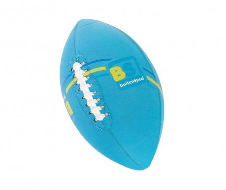 Nafukovací míč Rugby Blue