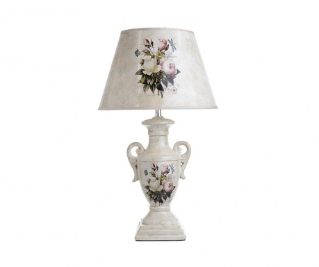 Lampka Flower In Beige
