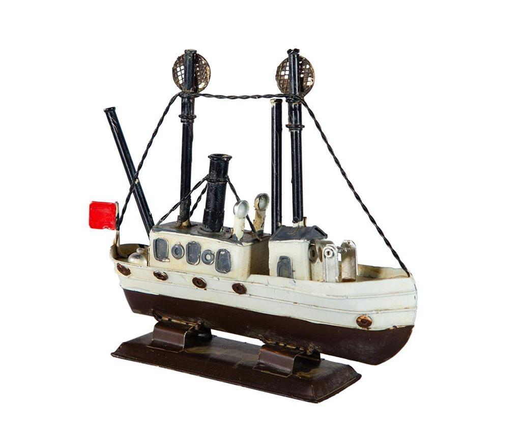 Vintage Ship Dísztárgy