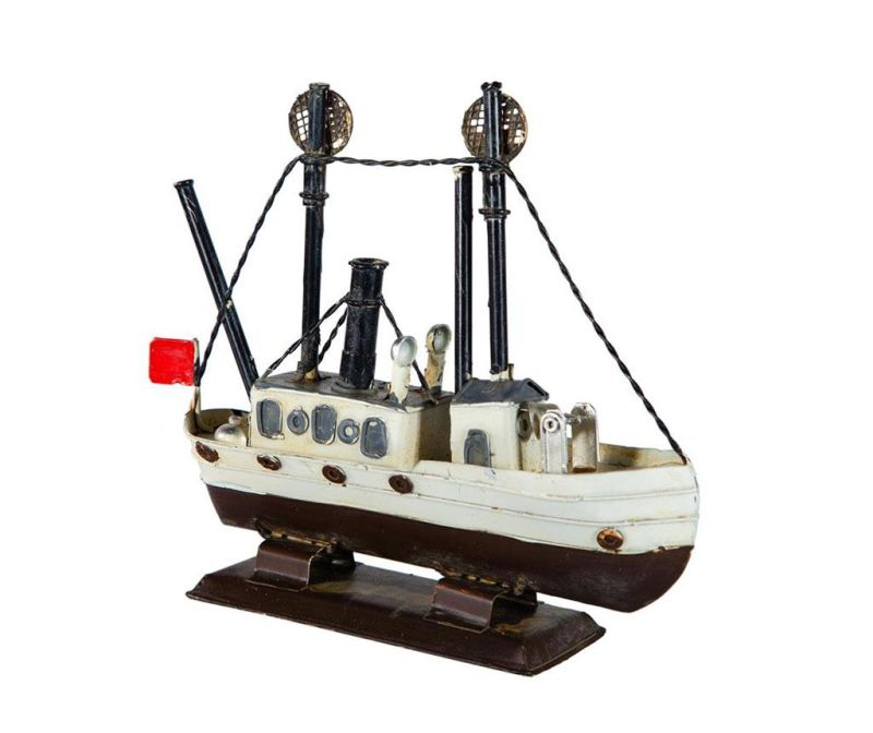 Decoratiune Vintage Ship