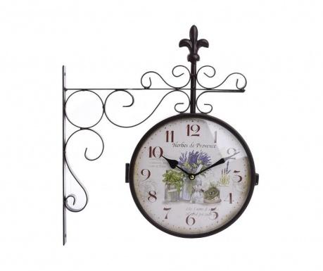 Ceas de perete Station Clock