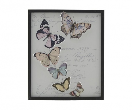 Slika Butterfly 40x48 cm