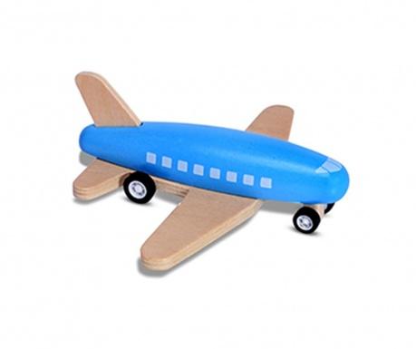 Jucarie Race Plane Blue