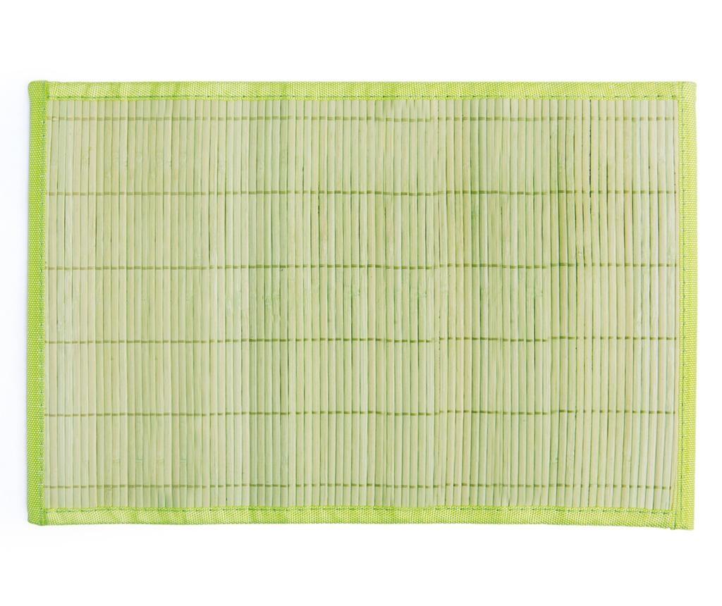 Donice Green Tányéralátét 30x45 cm