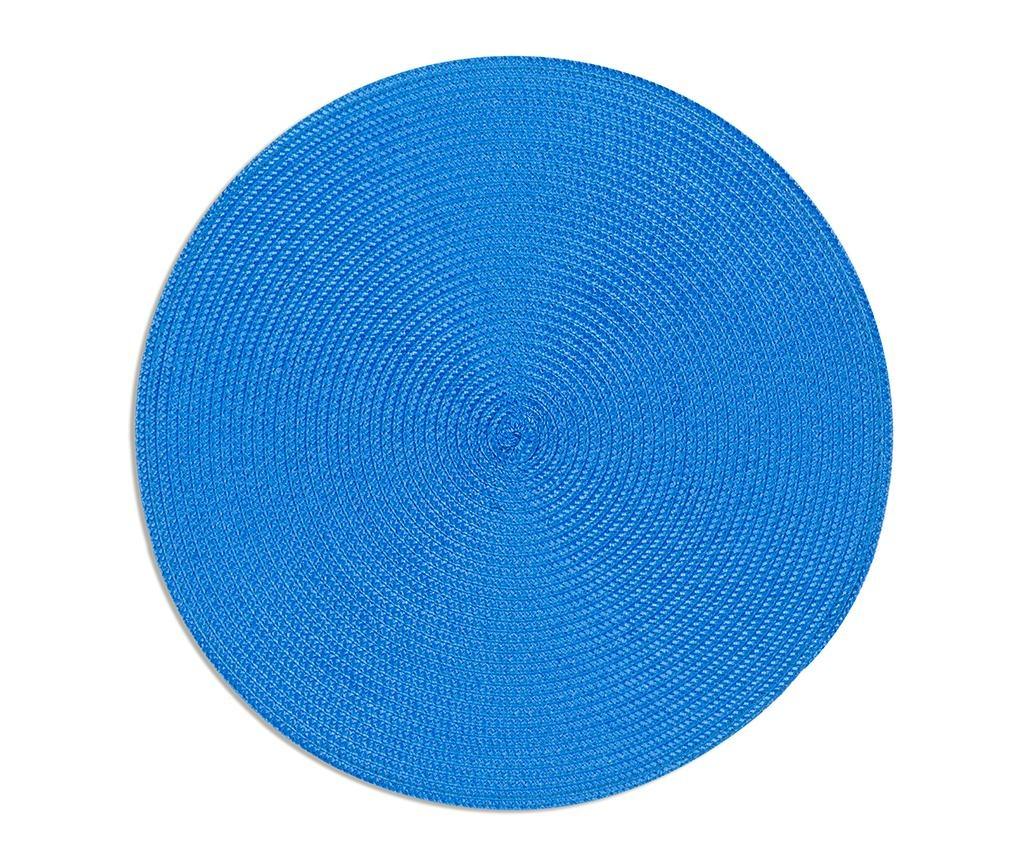 Nina Light Blue Tányéralátét 36 cm