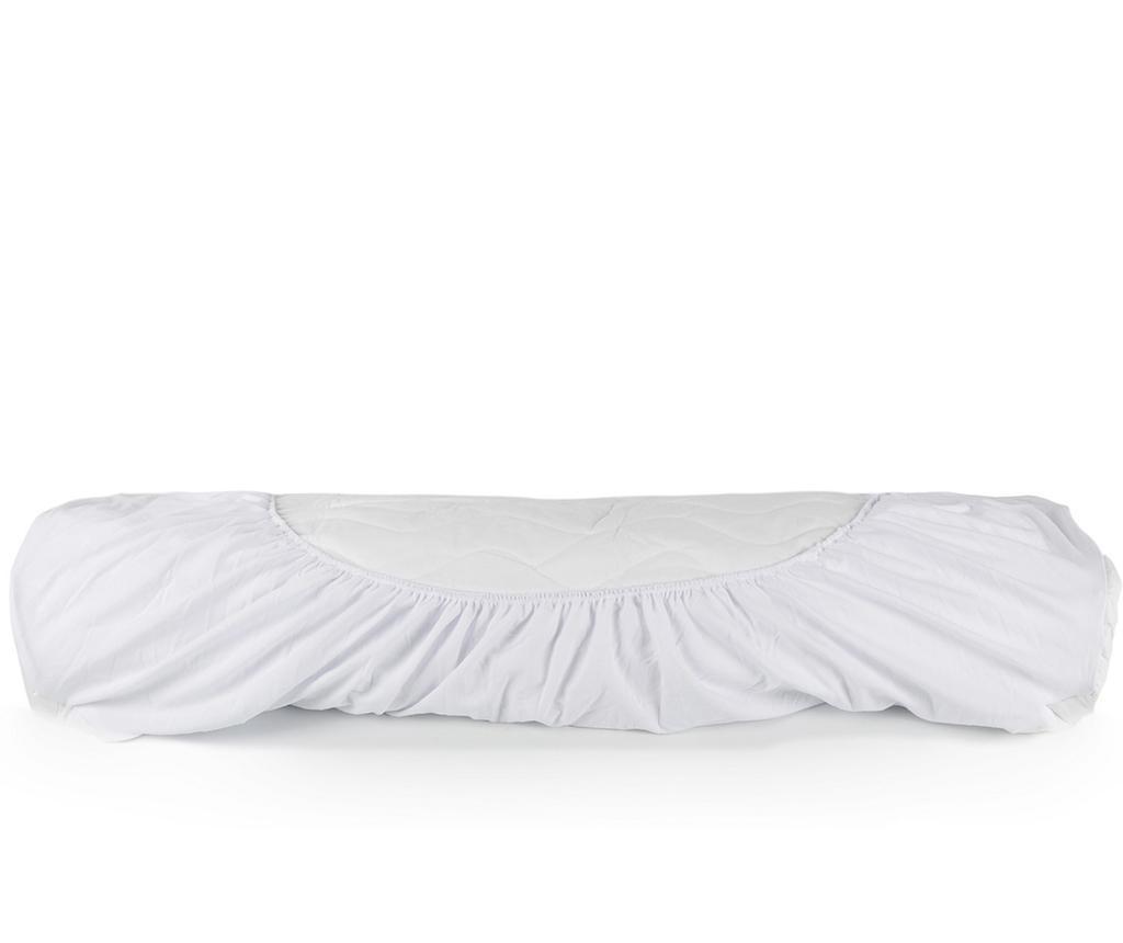 Prošivena zaštita za madrac Isidore White 180x200 cm