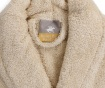 Unisex kopalni plašč Austen Cream S/M