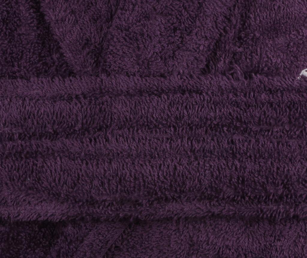 Austen Purple Unisex fürdőköpeny S/M