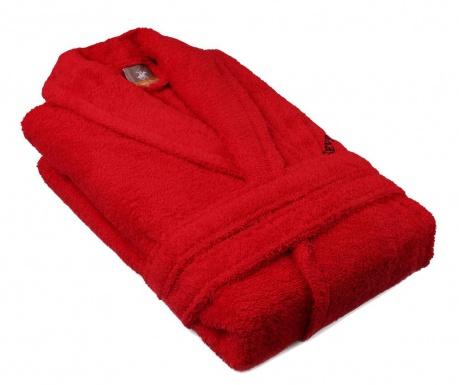 Халат за баня унисекс Austen Red