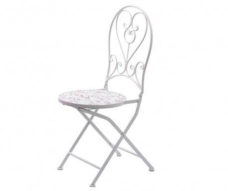 Skládací židle Flowers