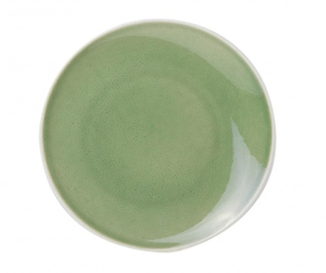 Tanjur za desert Chrome Green