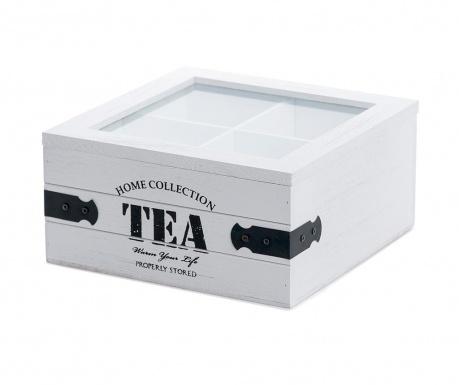 Krabice s víkem na čaj Demeter Small Tea