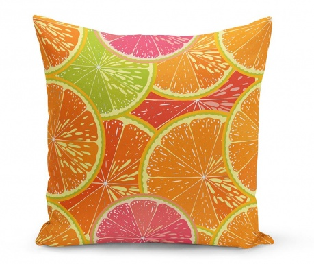 Perna decorativa Citrus 43x43 cm