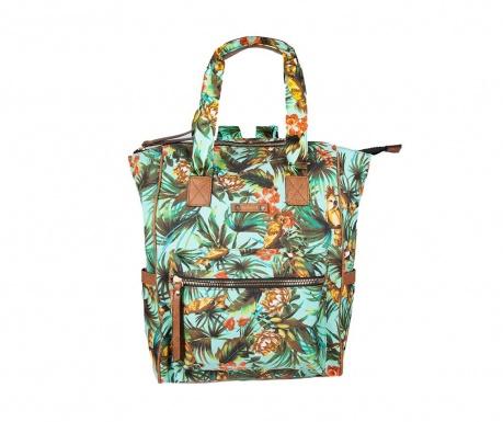 Plecak Tropical Green