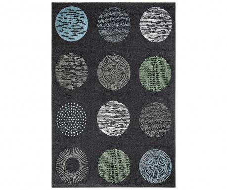 Tepih My Bronx Anthracite Dots 80x150 cm