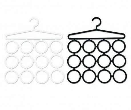 Set 2 vješalice za dodatke Elisabeth