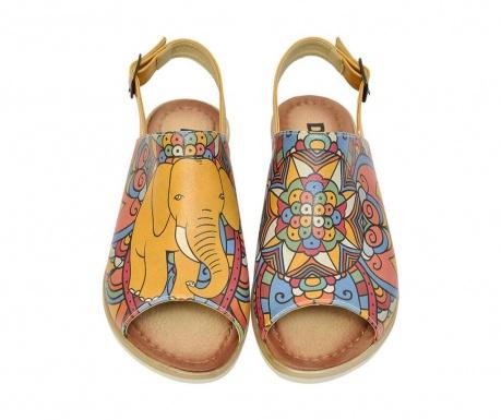 Sandały damskie İndia