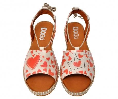 Dámske sandále Sending Love