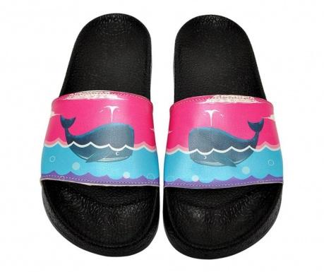 Papuci dama Whale