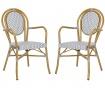 Set 2 scaune Fayette Grey