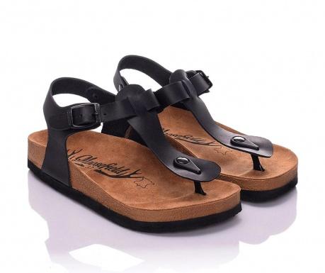 Sandale dama Cecile All Black 38