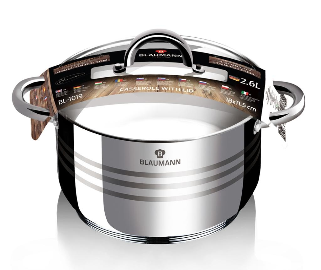 Posuda za kuhanje s poklopcem Gourmet 2.6 L