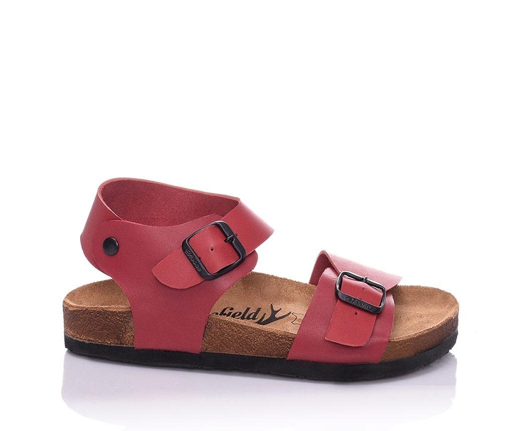 Sandale dama Ariella Red 38
