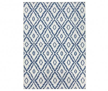 Venkovní koberec Twin Rio Blue Cream