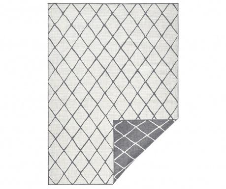 Venkovní koberec Twin Malaga Grey Cream