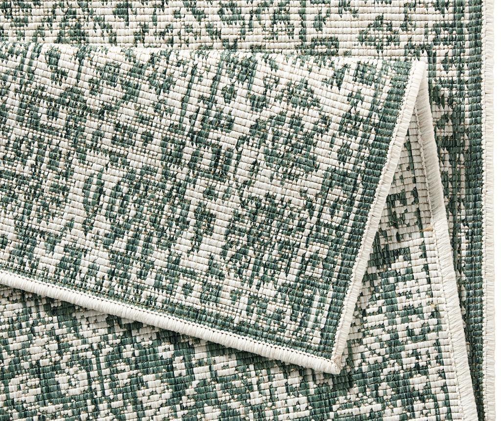 Twin Curacao Green Cream Megfordítható szőnyeg 120x170 cm