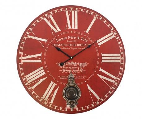 Zidni sat s njihalom Domaine de Bordeaux