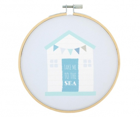 Decoratiune de perete Take Me To The Sea