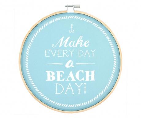 Decoratiune de perete Beach Day
