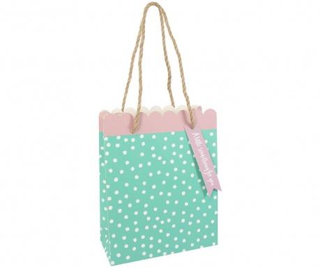 Poklon vrećica Scallop Green