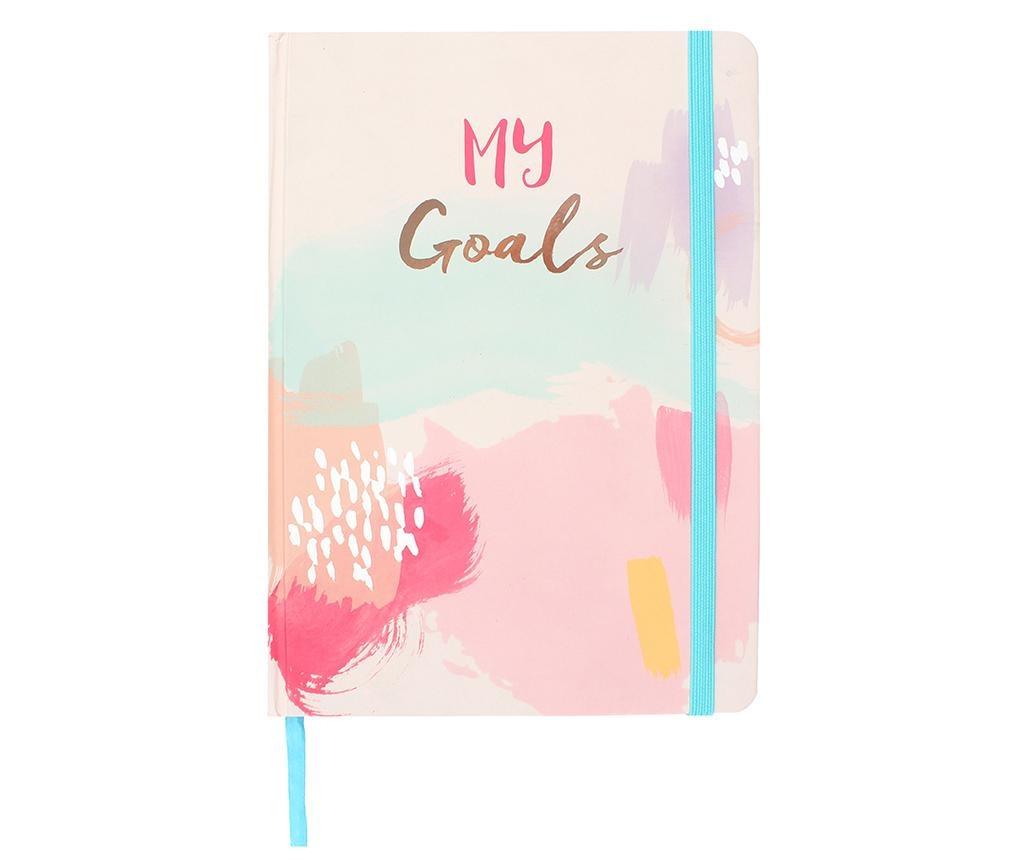 Beležka My Goals A5