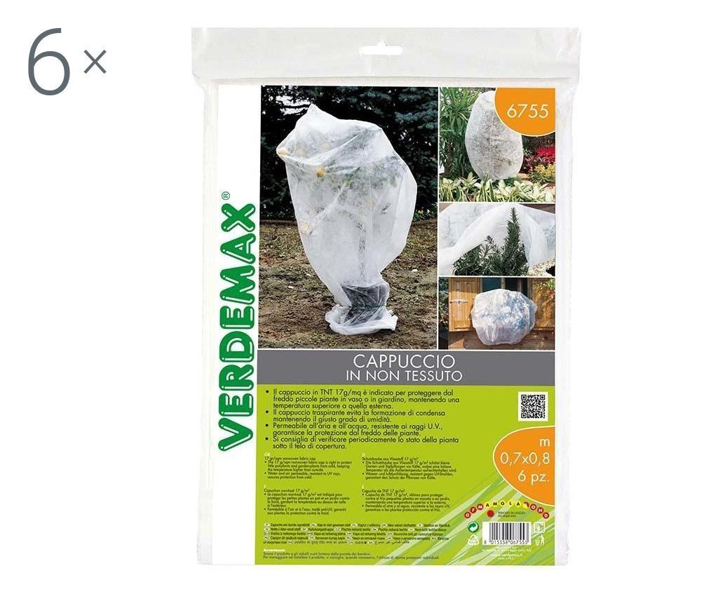 Protection 6 db Növényvédő huzat 70x80 cm