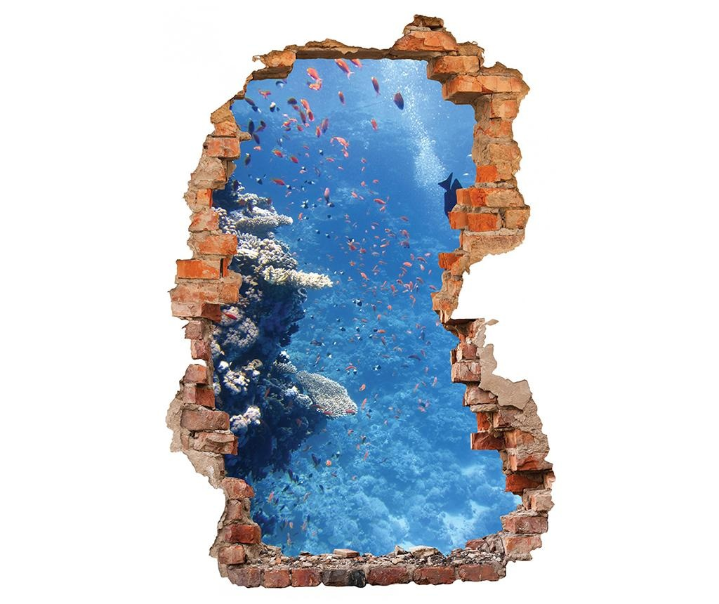 Nalepka 3D Fond de Mer