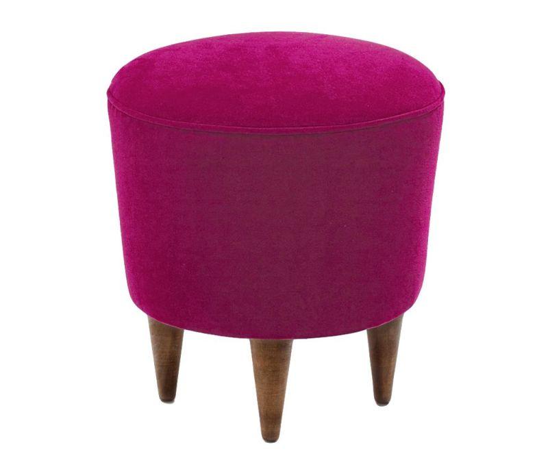 Tabure Norva Pink