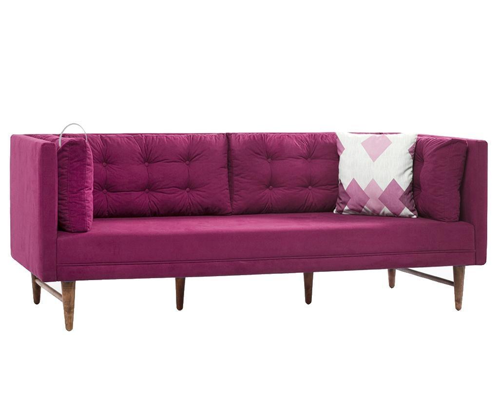 Kauč trosjed Point Pink