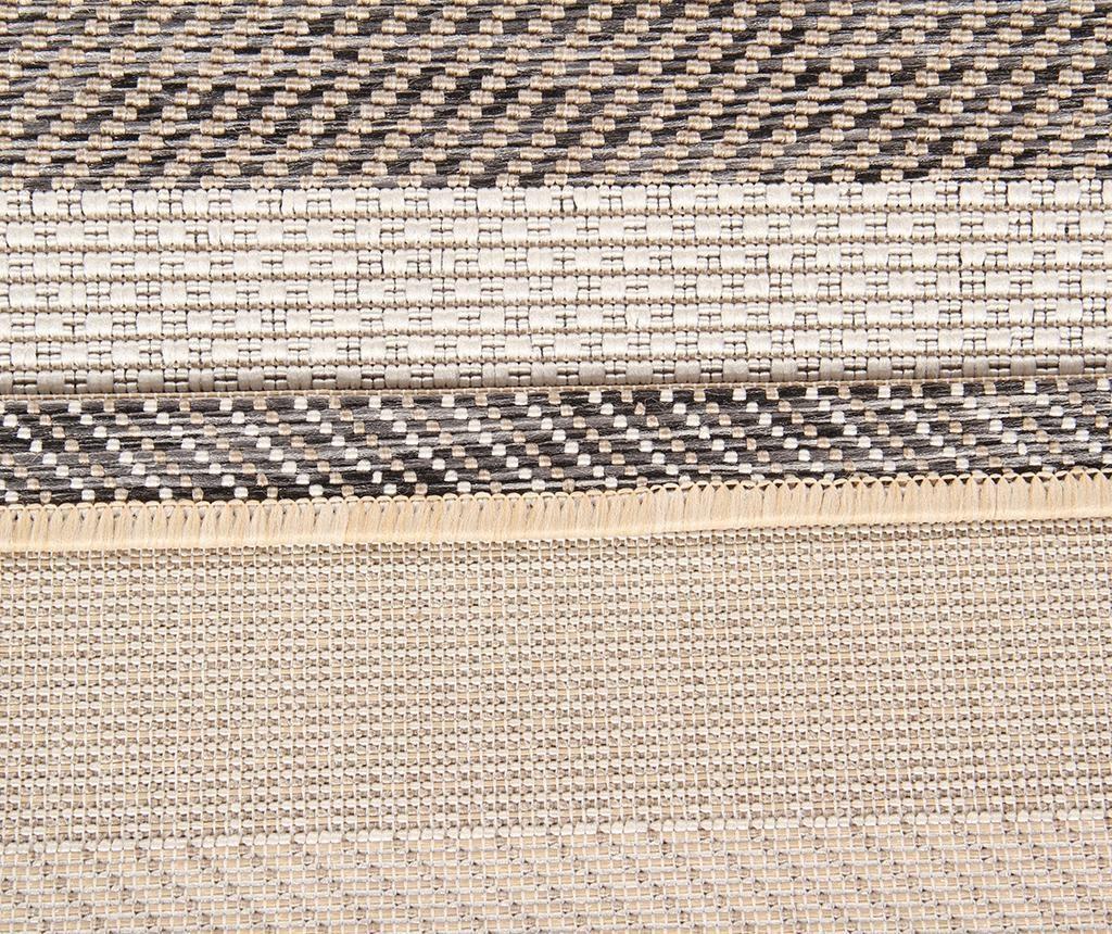 Tepih Stripes Brown 50x115 cm